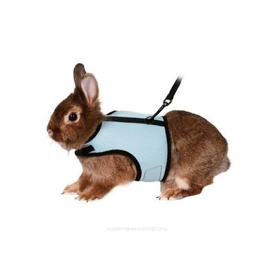 Trixie szelki pełne dla królika + smycz