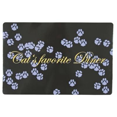 Trixie Podkładka pod miskę dla kota FAVOURITE DINNER