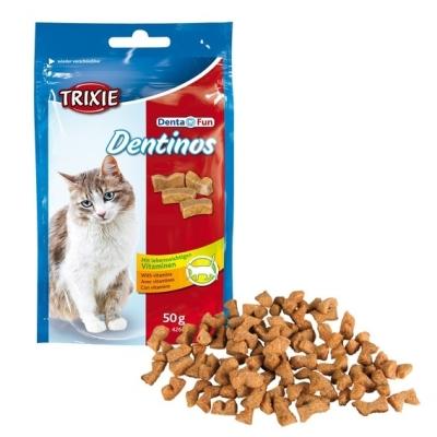 Trixie witaminy Dentinos dla kota 50g