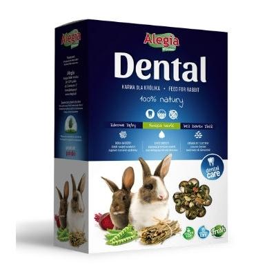 Karma sucha dla Królika Alegia Dental 300g
