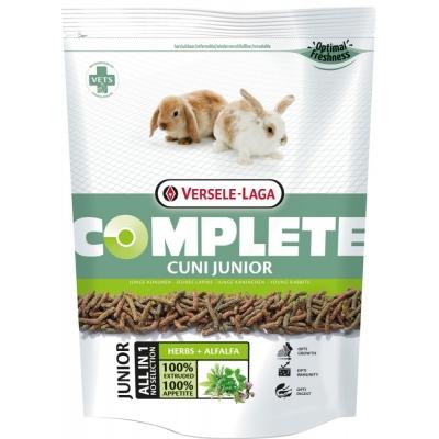 Karma sucha dla Królika VERSELE LAGA Cuni Junior Complete 500g, 1.75 kg, 8kg - dla młodych królików miniaturowych