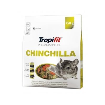Karma sucha dla Szynszyla TROPIFIT  Chinchilla  500g, 1,5 kg