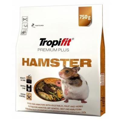 Karma sucha dla Chomika TROPIFIT Premium Plus Hamster 750g