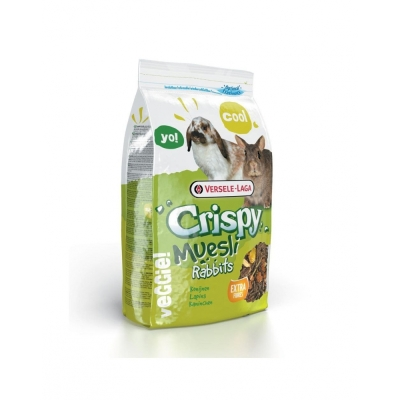 Karma sucha dla Królika VERSELE-LAGA Granulat  Prestige Crispy Muesli 400g, 1kg, 2,75kg, 20kg