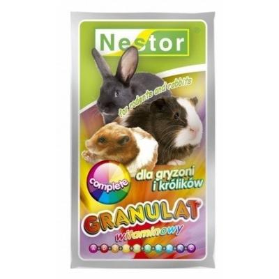 Nestor Granulat witaminowy dla gryzoni 20g