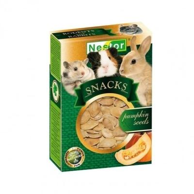 Nestor Snacks dla gryzoni i królików - pestki dyni 40g