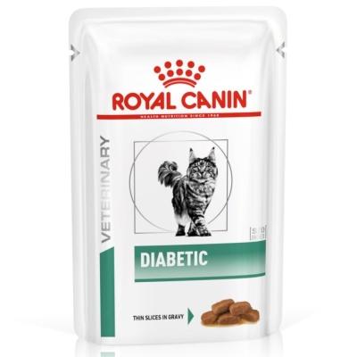 Karma mokra dla kota Royal Canin Veterinary Diet Feline Diabetic saszetka 85g