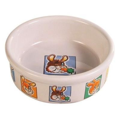 Trixie miska ceramiczna dla królika 300ml
