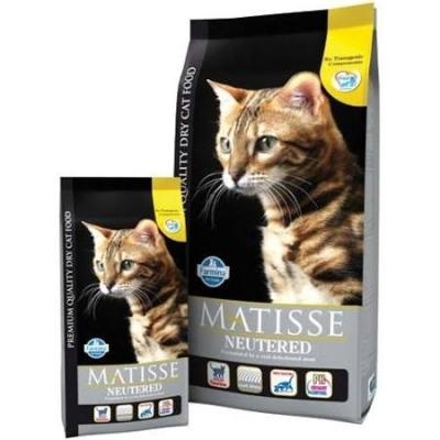 Karma sucha dla kota FARMINA Matisse NEUTERED 10kg