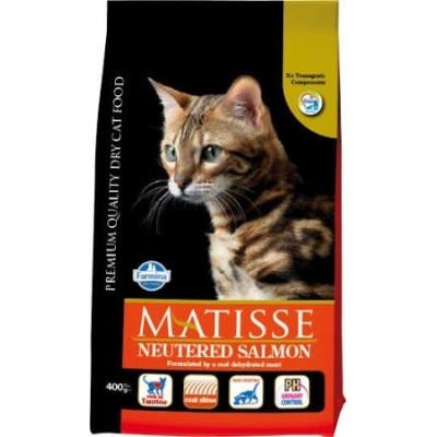 Karma sucha dla kota FARMINA Matisse NEUTERED Salmon 10kg
