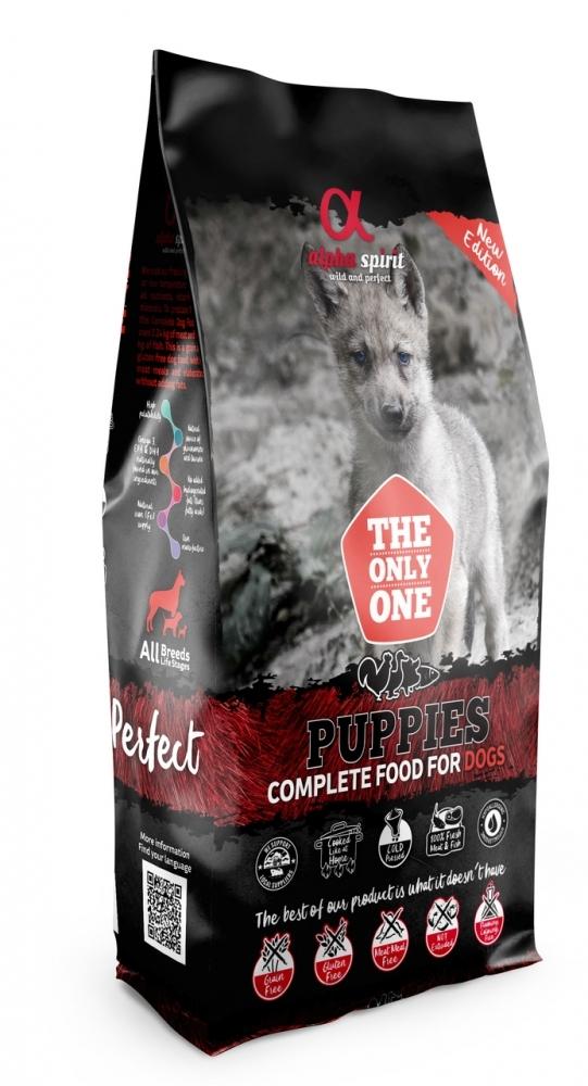 Karma sucha dla psa Alpha Spirit Puppies 12kg