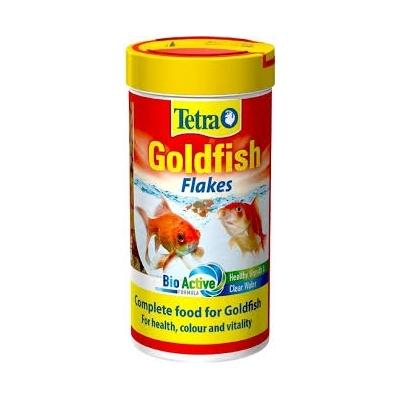 Tetra pokarm dla ryb akwariowych  Tetra Goldfish Colour flakes 100ml, 250ml
