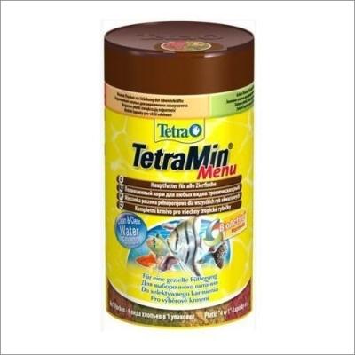 Tetra pokarm dla ryb akwariowych  Tetra MENU 4v1 100ml, 250ml