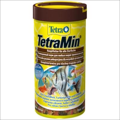 Tetra pokarm dla ryb akwariowych Tetra Tec Min+Witamina C Pokarm dla Ryb Słodkowodnyc 100ml, 250ml, 500ml, 1l