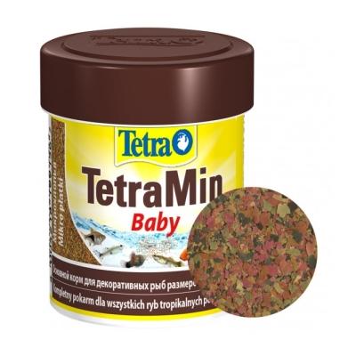 Tetra pokarm dla ryb akwariowych Tetra Min Baby 66ml Pokarm dla narybku