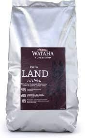 Karma sucha dla psa  Wataha Superfood 80/20 LAND 2kg, 12kg