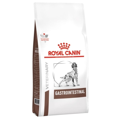 Karma sucha dla psa Royal Canin Diet Gastro Intestinal Gl 25 2 kg, 7.5 kg, 14 kg, 15 kg