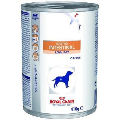 Karma mokra dla psa Royal Canin Diet Gastro Intestinal Low Fat puszka 410g