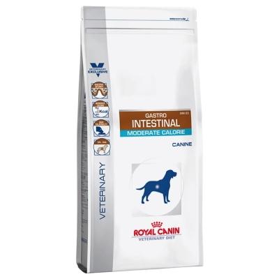 Karma sucha dla psa Royal Canin Diet Gastro Intestinal Moderate Calorie GIM 23 2 kg, 14 kg