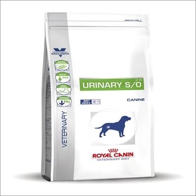 Karma sucha dla psa Royal Canin Diet Urinary S/O 2kg, 7.5 kg Lp 18