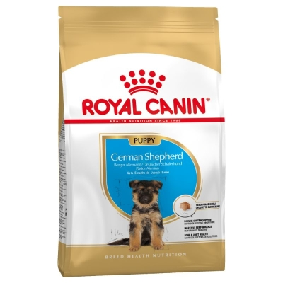 Karma sucha dla psa Royal Canin Size Breed German Shepherd Puppy 12kg