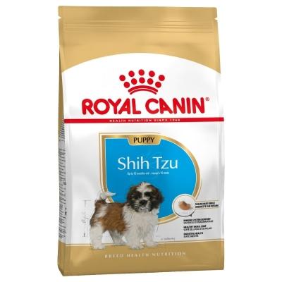 Karma sucha dla psa Royal Canin Size Breed Shih Tzu Puppy 0,5kg, 1,5kg