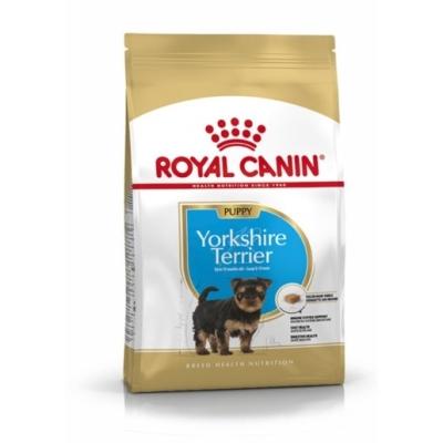 Karma sucha dla psa Royal Canin Size Breed Yorkshire Puppy 0,5kg, 1,5kg, 7.5kg
