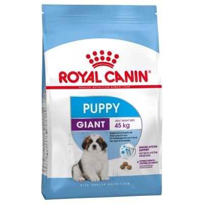 Karma sucha dla psa Royal Canin Size Giant Puppy 15kg
