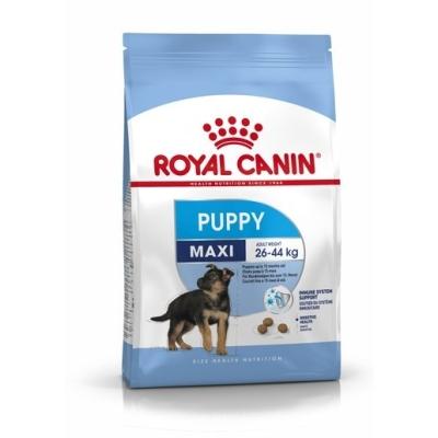 Karma sucha dla psa Royal Canin Size Maxi Puppy 1kg, 4kg, 15kg