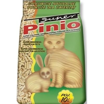 Żwirek dla kota Benek i gryzoni Super  Pinio Classic 10L