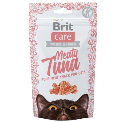 Przysmaki dla kota Brit Care Cat Snack Meaty Tuna 50g