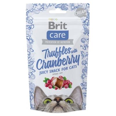 Przysmaki dla kota Brit Care Cat Snack Truffles Cranberry 50g