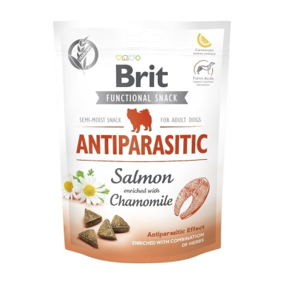 Przysmak dla psów Brit Care Dog Functional Snack Antiparasitic 150g