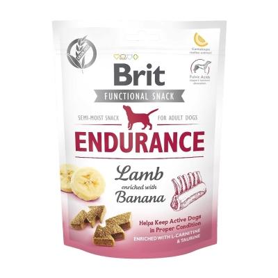 Przysmak dla psów Brit Care Dog Functional Snack Endurance Lamb 150g