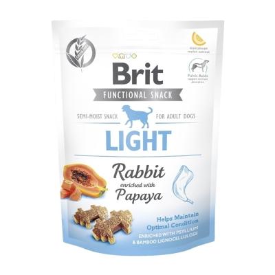 Przysmak dla psów Brit Care Dog Functional Snack Light Rabbit 150g
