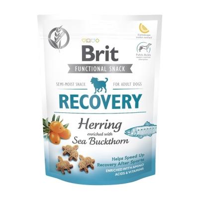 Przysmak dla psów Brit Care Dog Functional Snack Recovery Herring 150g