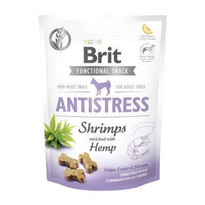 Przysmak dla psów Brit Care Dog Functional Snack Shrimp Antistress 150g