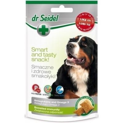 DermaPharm Dr Seidel smakołyki na zwiększenie odporności dla psa 90g