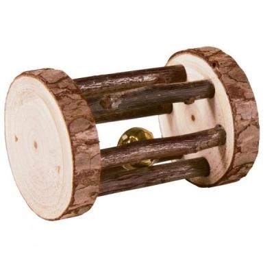Trixie Zabawka dla gryzoni: Rolka, drewno