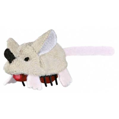 Trixie Ruchoma MYSZKA Pluszowa zabawka dla Kota