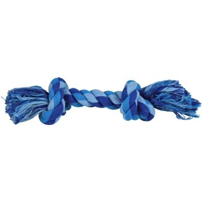 Trixie Sznur bawełniany dla psa wielokolorowy 22cm 75G