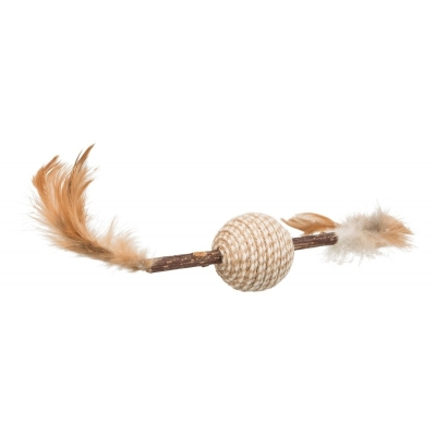 Trixie Zabawka Matatabi Feather Game króliki/gryzonie