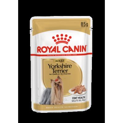 Karma mokra dla psa Royal Canin Size Breed Yorkshire 85g saszetka