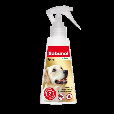 DERMAPHARM Dr. Seidel spray przeciw pchłom i kleszczom 100 ml